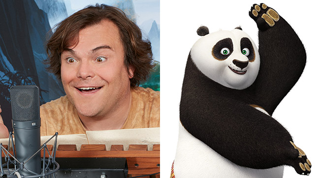 Sparring with Jack Black, Star of \u0026quot;Kung Fu Panda 3\u0026quot; | SI Kids